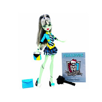 Monster High Foto Do Terror Frankie Stein