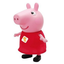 Boneca Peppa Pig Multibrink Original E Licenciada