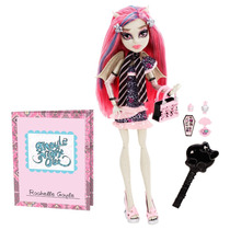 Monster High Ghouls Night Out Rochelle Goyle - S/juros