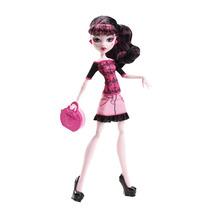 Monster High Boneca Draculaura Y0392 - Mattel