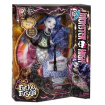 Boneca Mattel Monster High Freaky Fusion Sirena Von Boo