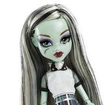 Boneca Monster High - Frankie Choque Eletrizante - Mattel