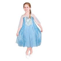 Fantasias Frozen Luxo Elsa P - Rubies - Parcelas S/ Juros