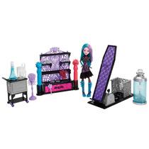 Monster High Estúdio Crie Seu Monstro - Mattel