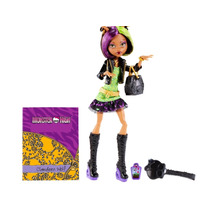 Monster High Clawdeen Wolf Scaremester - Mattel