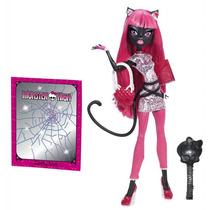 Boneca Monster High - Volta Às Aulas - Catty Noir - Mattel