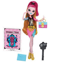 Boneca Monster High - Volta Às Aulas - Gigi Grant - Mattel