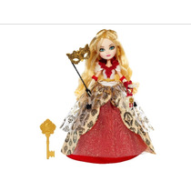 Ever After High Thronecoming Apple White - Pronta Entrega