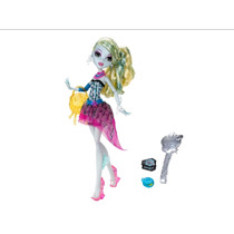 Monster High Lagoona Blue Dot Deat Gorgeous - Mattel