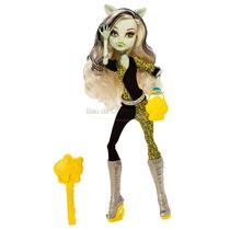 Boneca Monster High Frankie Stein Versão Fusão - Original