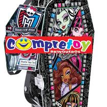 Bolsa Monster High Caixãozinho ¿ Infantil Intek