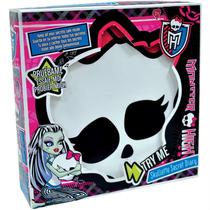 Monster High Travesseiro Multimidia Com Diário Secreto