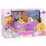Brinquedo Pinypon Carro Rosa Multikids Br189 Mania Virtual