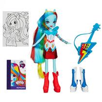 My Little Pony Equestria Girls Rainbow Dash - Raibow Rocks;
