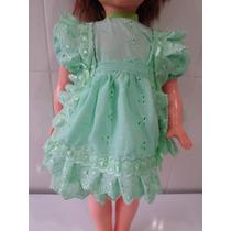 Vestidos De Bonecas Meu Bebê Amiguinha Bate Palminh Maezinha