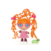 Boneca Lalaloopsy Silly Hair Specs Reads- A - Lot