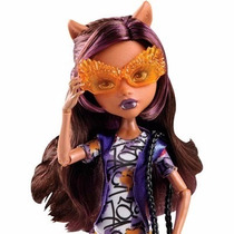 Monster High Boneca Boo York Clawdeen Wolf - Mattel