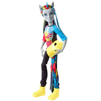Monster High Monster Fusion Neighthan Rot + Brinde