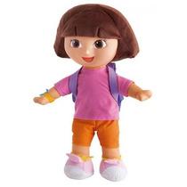 Boneca Dora Aventureira Falante C/mochila Multibrink