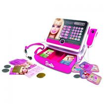 Caixa Registradora Da Barbie Luxo C/varios Acessórios! Intek