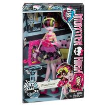 Monster High Aula De Arte - Draculaura - Mattel
