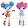 Boneca Lalaloopsy Workshop Double Pack - Princess/clown