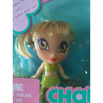 Boneca Winx Club - Fadinha De Bolso Mattel
