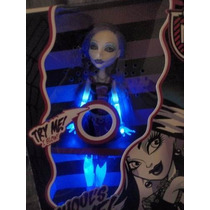 Boneca Monster High Spectra Wondergeist Monstrinhas Vivas