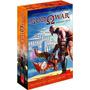 Box Livro God Of War Vols 1 E 2 A Historia Oficial