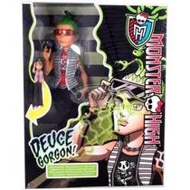 Monster High - Deuce Olhar Assustador Mattel Alive