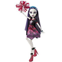 Boneca Monster High Torcida Spectra Vondergeist Matte