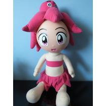 Boneca Princesas Do Mar Polvina Multibrink Discovery Kids