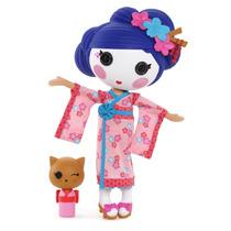 Boneca Lalaloopsy Yuki Kimono Buba Toys 2804 Parc. S/juros