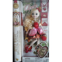 Boneca Ever After High First Chapter - Apple White - Mattel
