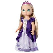 Boneca Stephany Girl Princesa Rapunzel 1732 - Baby Brink