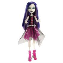 Boneca Monster High Spectra Luzes Apavorantes - Mattel