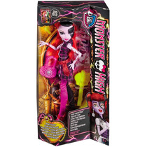 Monster High Monster Fusion Frankie Stein Cbp34 Cbp35 Mattel