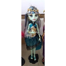 Monster High 13 Wishes Frankie Stein