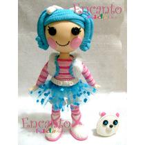 Boneca Lalaloopsy E Mascote