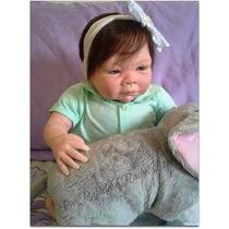 Vendo Bebê Reborn Larissa C/ Placa De Barriga