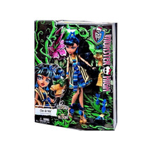 Monster High Cleo De Nile Gloom And Bloom- Pronta Entrega