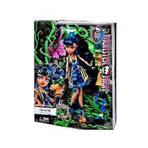 Monster High Cleo De Nile Gloom And Bloom- Pronta Entrega