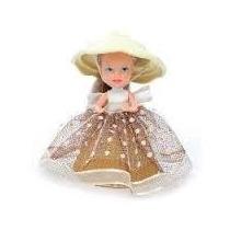 Boneca Cupcake Surpresa De Caramelo Em Otimo Estado