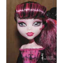 Boneca Monster High - Draculaura - Scaris