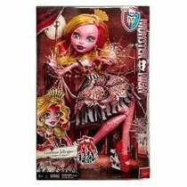 Monster High Gooliope Jellington - Mattel Chw59
