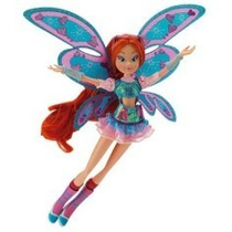 Boneca Winx Believix Magical Hair Fairy Bloom - Cotiplas Re