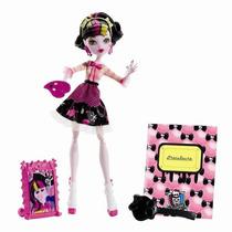 Boneca Monster High Draculaura Mattel Bdf12