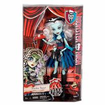 Boneca Monster High Boneca Freak Du Chic Frankie Stein