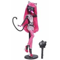 Monster High Catty Noir Boneca Com Acessórios - Novo Mattel