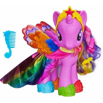 Boneca Figura My Little Pony Ponei Super Estiloso Hasbro